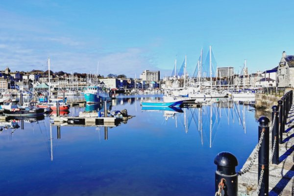 Barbican and Sutton Harbour-min