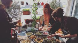 Plymouth Vegan Pop Up Kitchen The Old Morgue